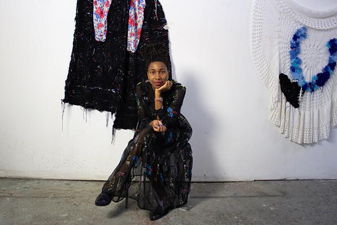 Georgina Maxim, Bag Factory residency, Johannesburg, 2020