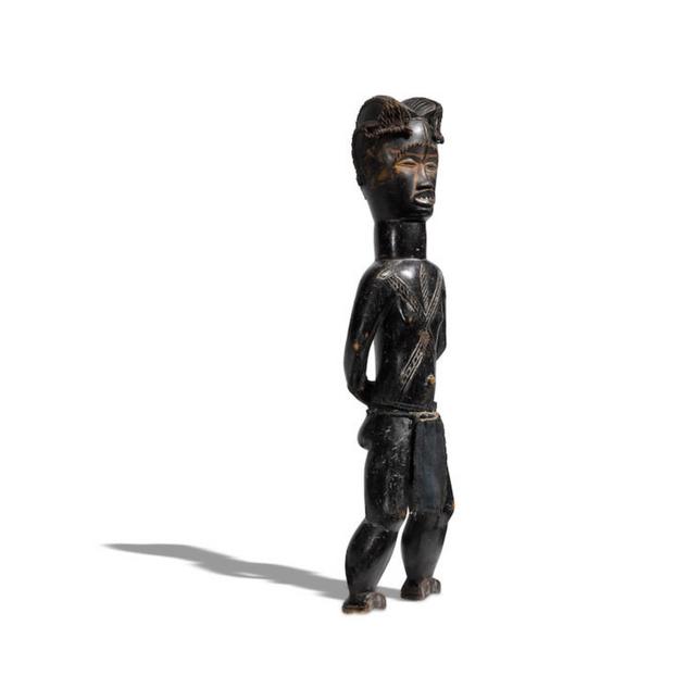 Statue Dan, Côte d'Ivoire - Charles-Wesley Hourdé