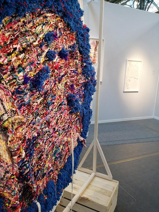 Georgina Maxim, 2019, Shabby Agnes, diamètre 160 cm