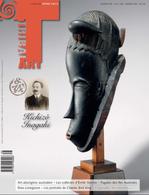 """""""Kichizô Inagaki"""" in Tribal Art Magazine"""