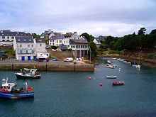 Le Pouldu Port