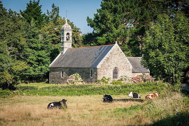 chapelle saint Maudet