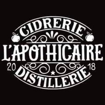 Logo Cidrerie L'Apothicaire