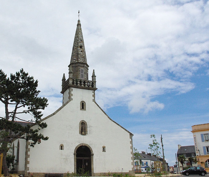 Eglise bourg