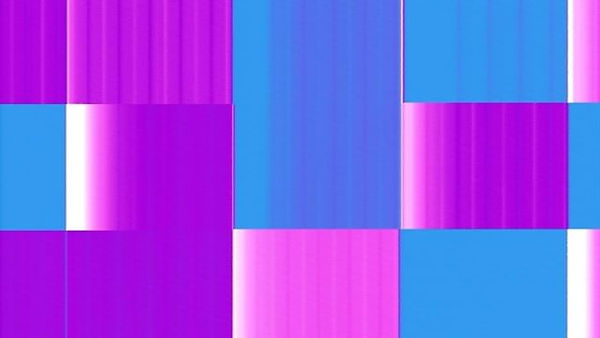 Shift Register Cubes. Captured by _natec