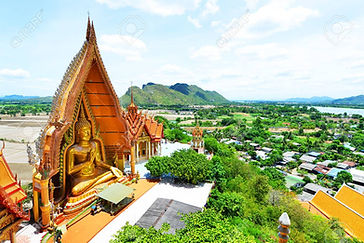 Wat Tham Sua Temple