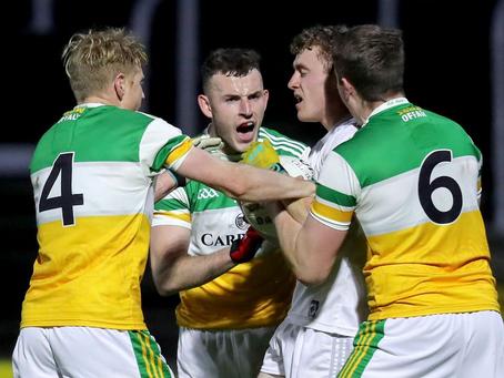 Leinster SFC Quarter-Final Kildare vs Offaly
