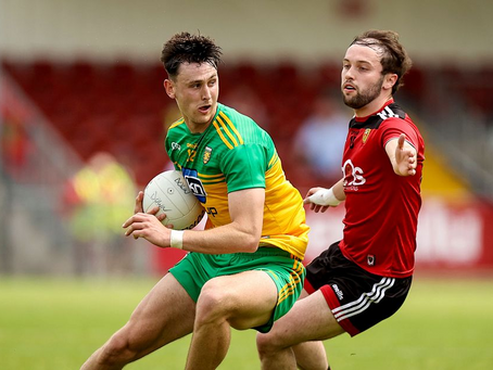 Donegal have too much class for Down