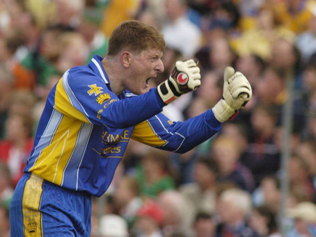 Curran reflects on colourful Roscommon career.