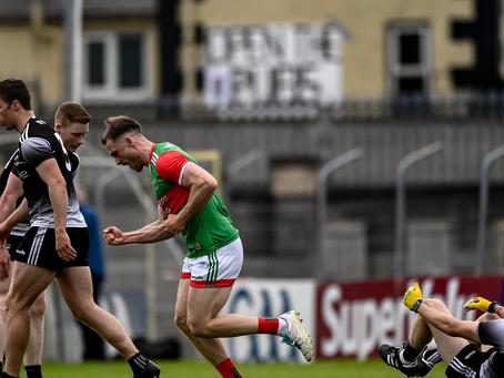 Mayo comfortably dispatch Sligo