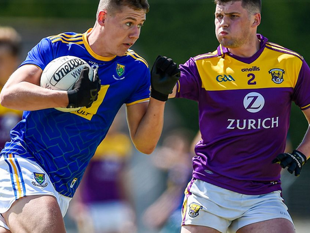 Goals prove decisive for Wexford as Model County deservedly edge out Wicklow