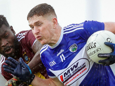 A strong performance from Westmeath sees them get over Laois