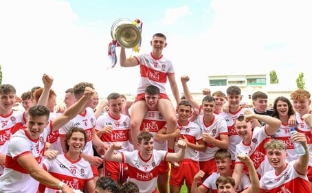 Derry edge past Kerry in All-Ireland MFC Final