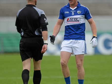 Darren Strong: 'Laois will need an improved performance against Westmeath'