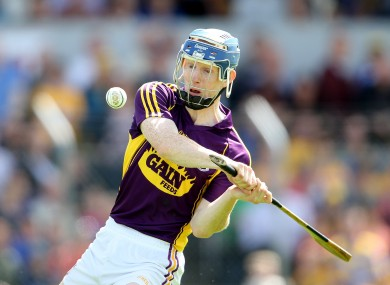 Rory Jacob: 'Wexford will face a big test against Laois'