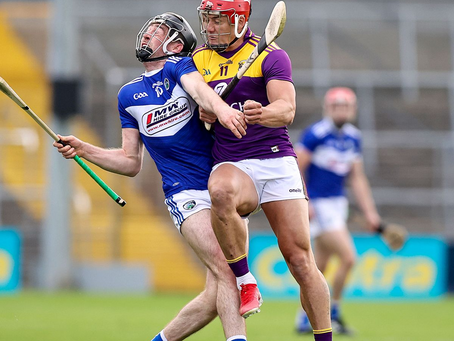Wexford show no sign of complacency against Laois