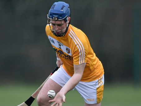 CJ McGourty: 'Antrim will be looking to make this game into a battle against Dublin'