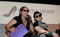 Patricia Field & Joanna Mastroianni