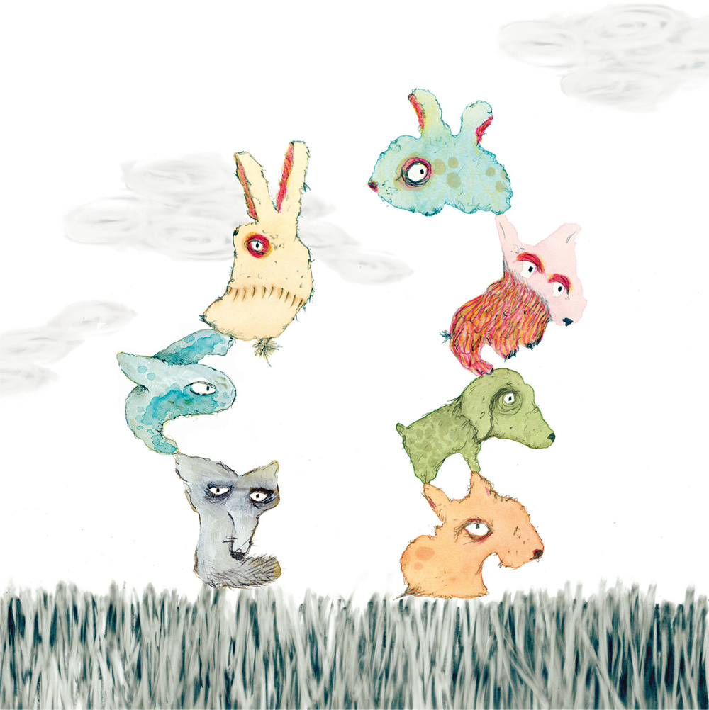 imaginary animals 3