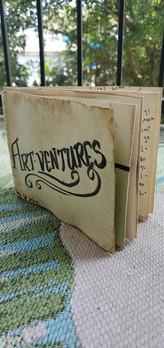 A Field Journal for Art-ventures