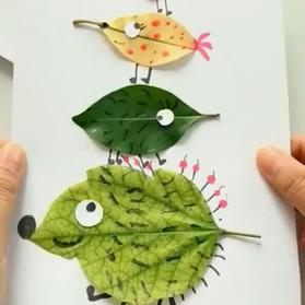 leaf creatures