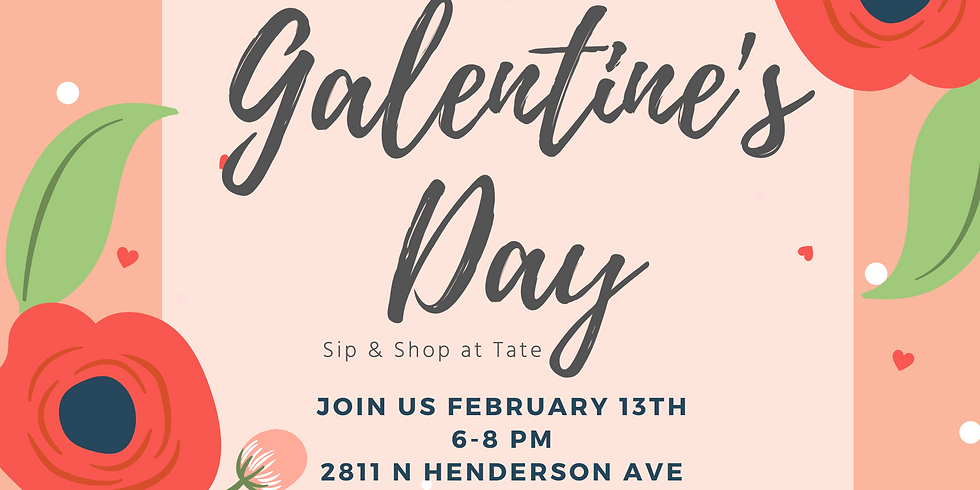Galentine's Day with Hello Rose jewelry