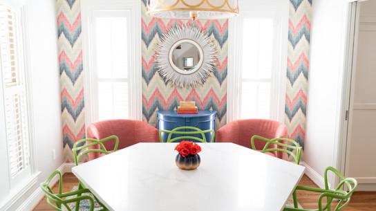 Tate Studio Dining and Study Room