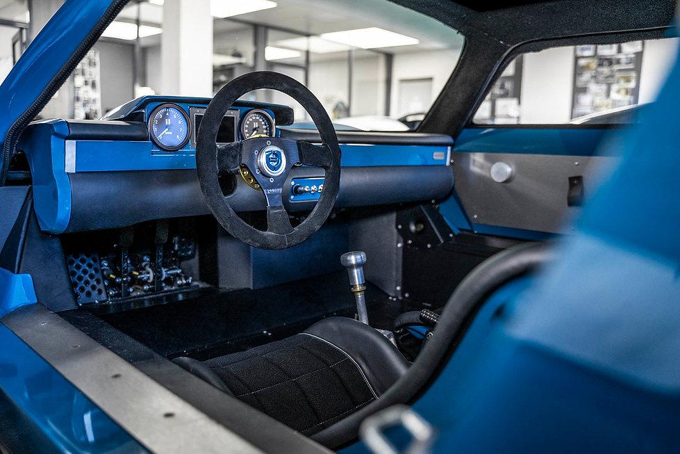 RENNER INTERIOR CAR PROTOTYPE