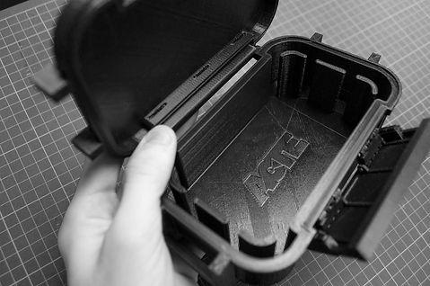 MICRO CASE 3D PRINT