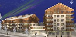 Kelotahti Apartments, Saariselka