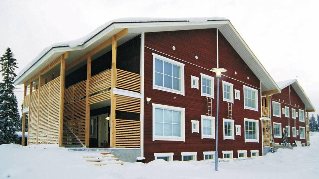 Snow Elf Apartments