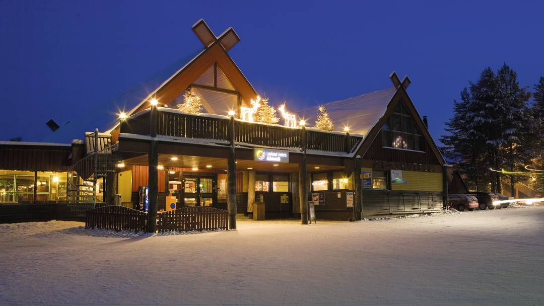 Snow Elf Hotel