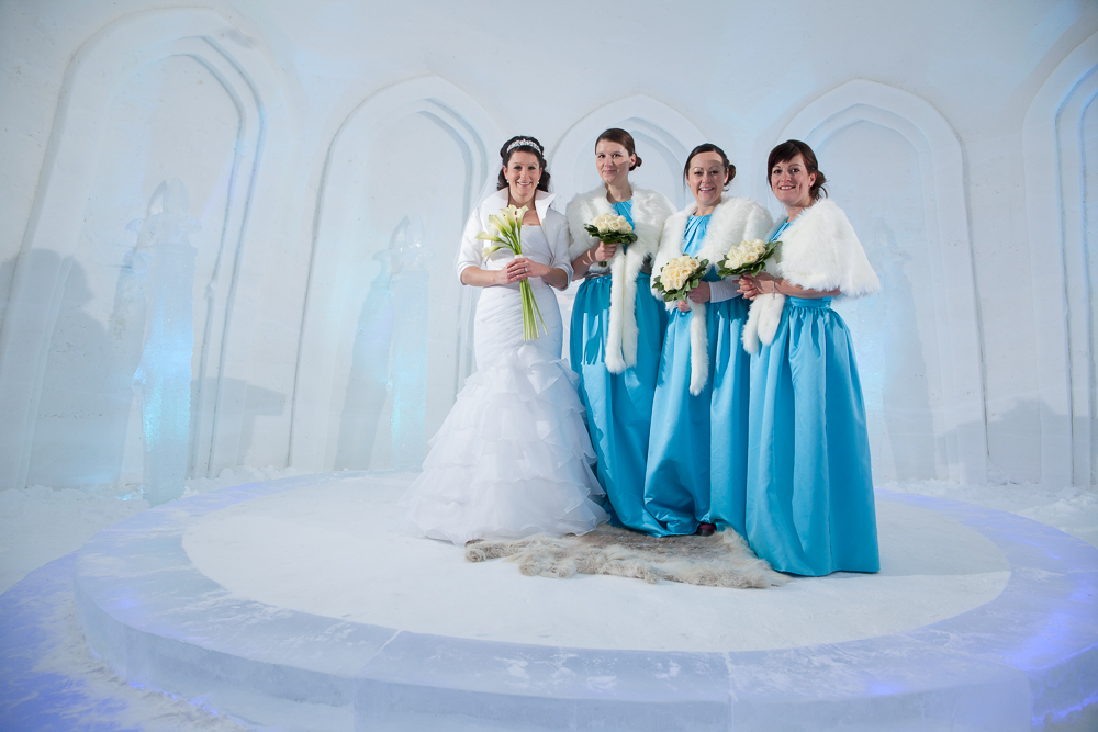 SnowVillage Weddings