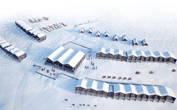 star-arctic-hotel-01-aerial-view