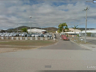 Toyota Holding Yard