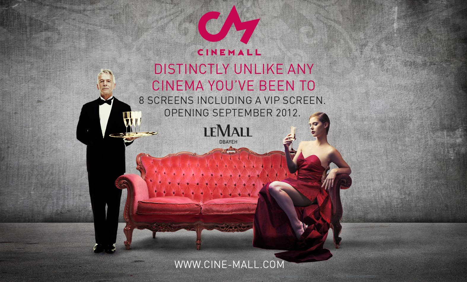 Cinemall Billboard