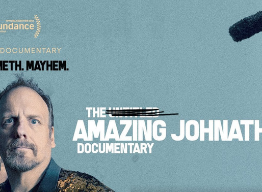The Amazing Jonathan Documentary review