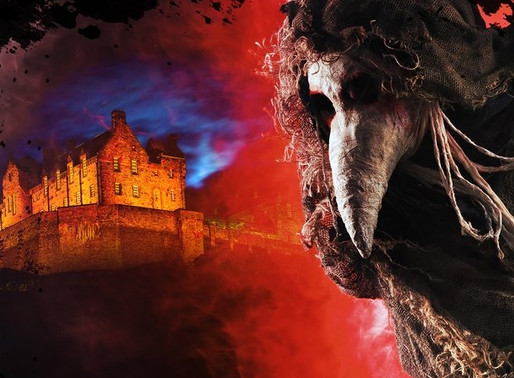Edinburgh Horror Fest and the history of seances