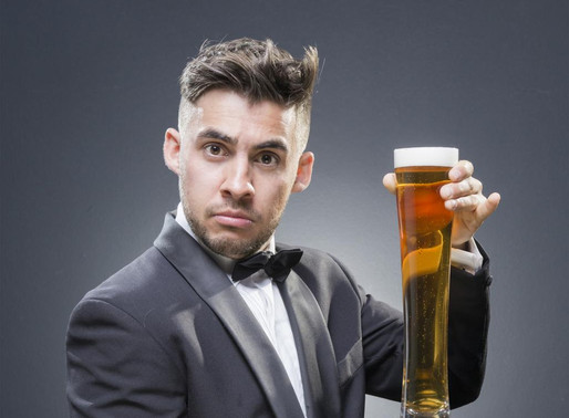 Fool Us, AGT and beer magic with Dom Chambers