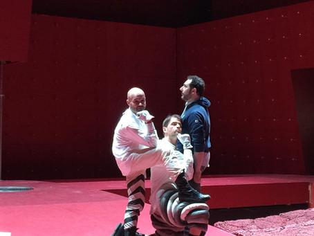 prove Turandot, Teatro alla Scala, Milano
