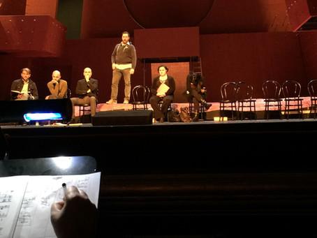 Prove di Turandot alla Scala di Milano