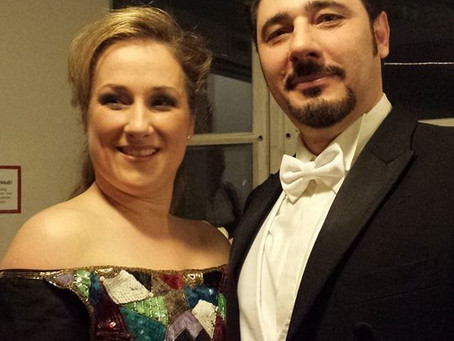 Charity Concert in Munich with the soprano Diana Damrau