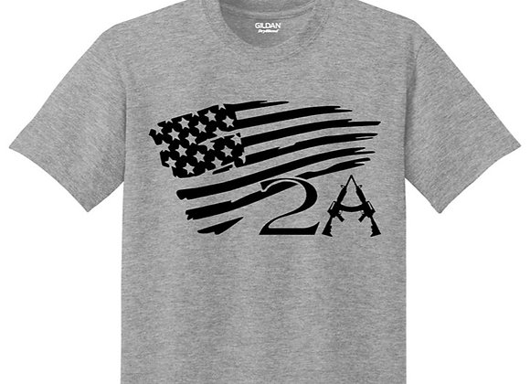 2nd Amendment (available in several colors)