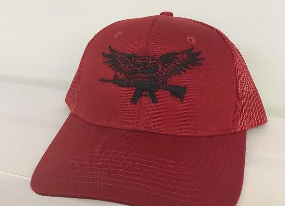 2nd Amendment Eagle Baseball Cap