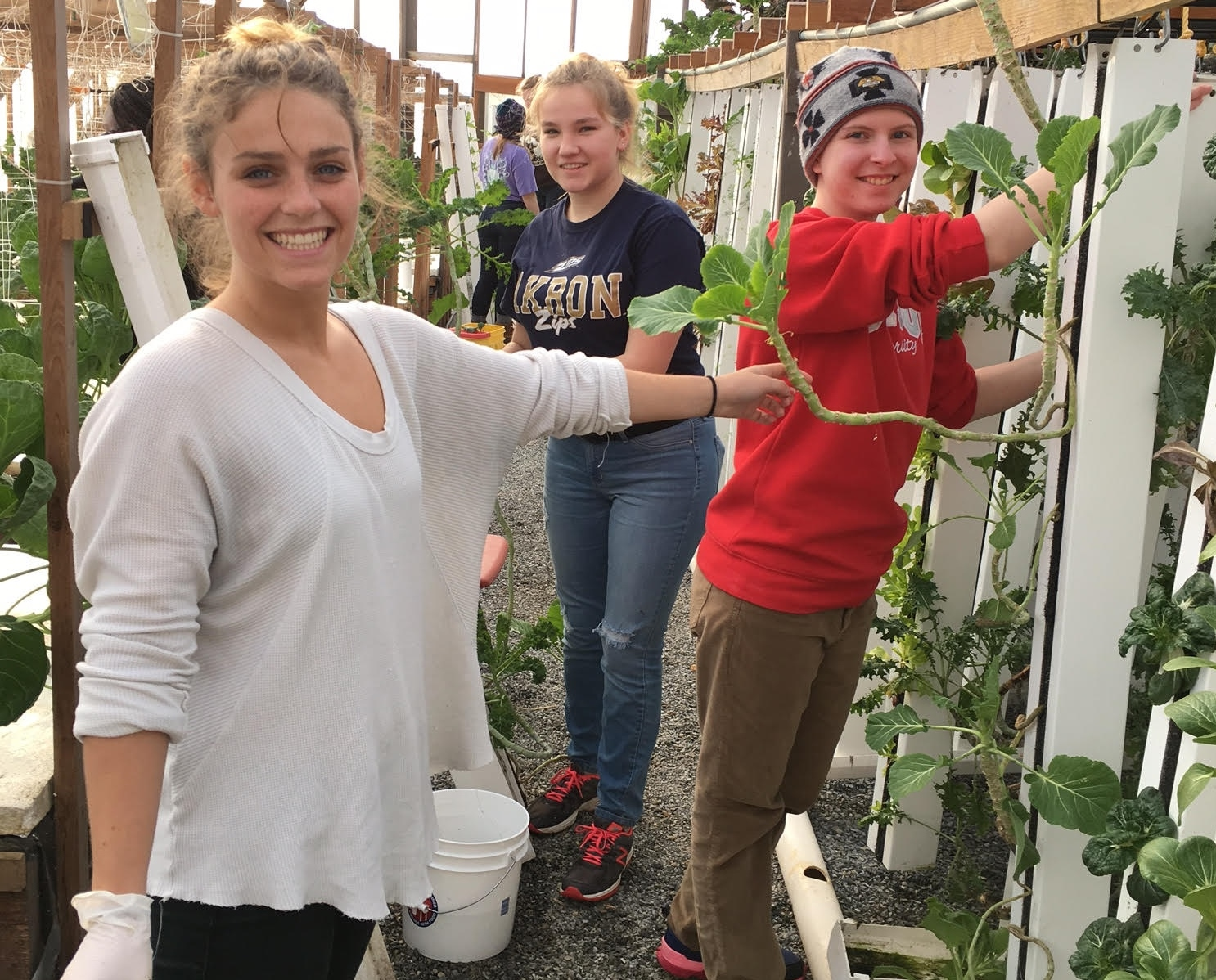 Pulaski Grow Helps Youth Thrive