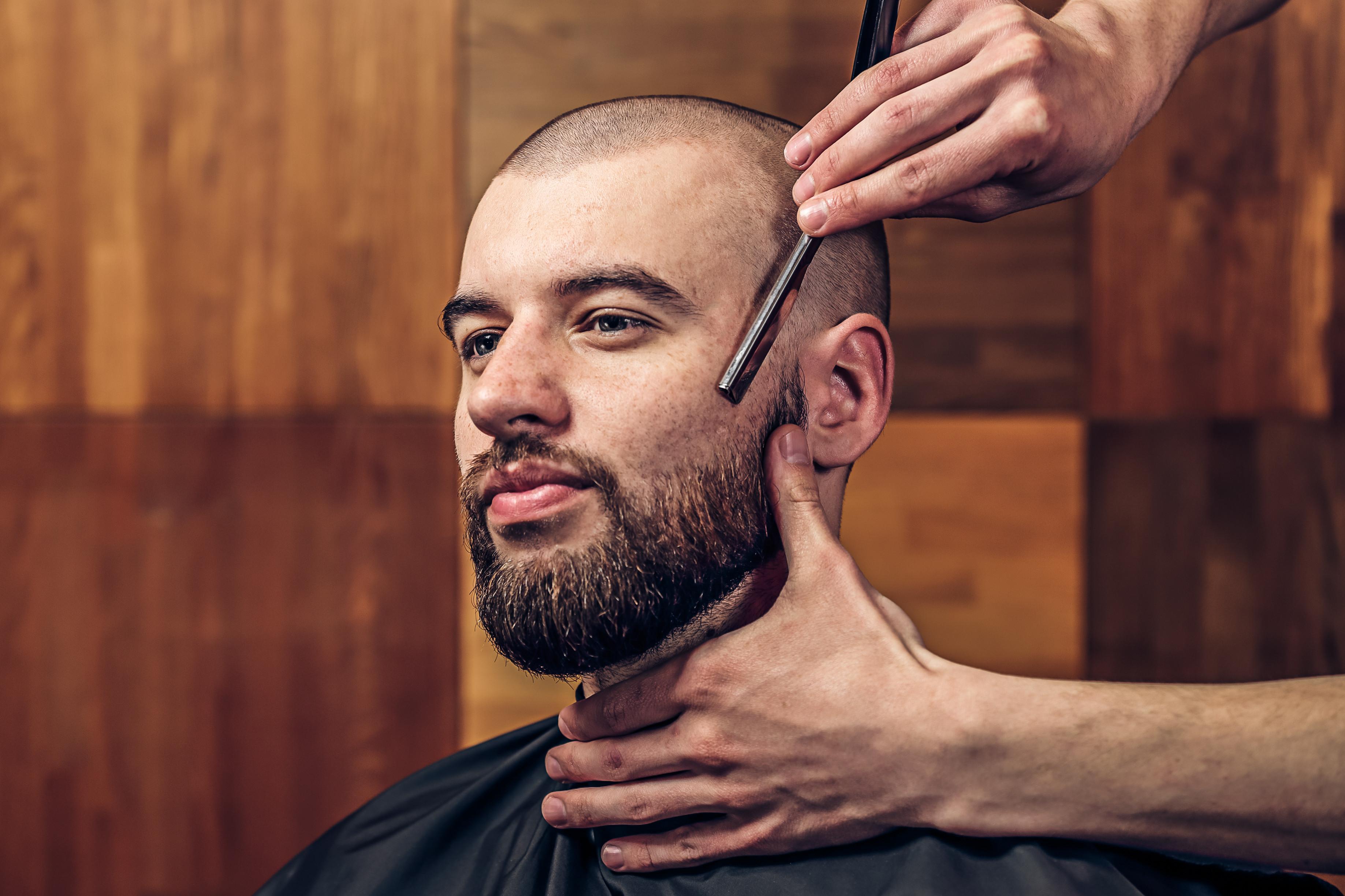 HEAD SHAVE & BEARD TRIM