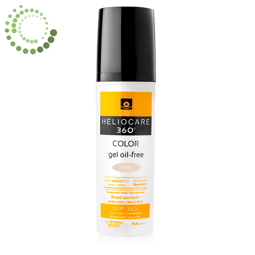 Heliocare Gel Oil Free Pearl