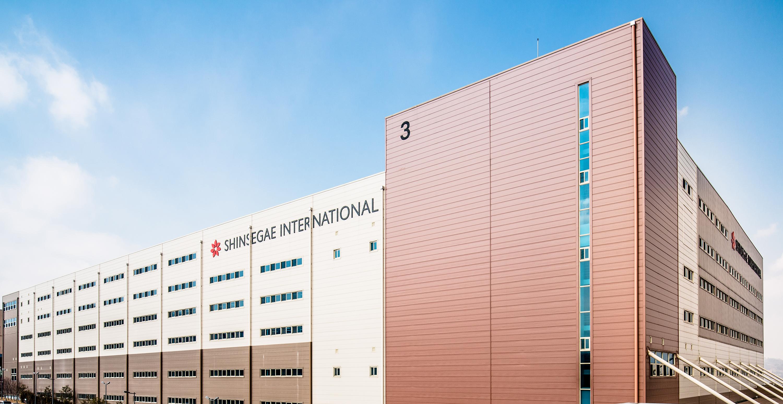 신세계 인터네셔널, 신세계건설