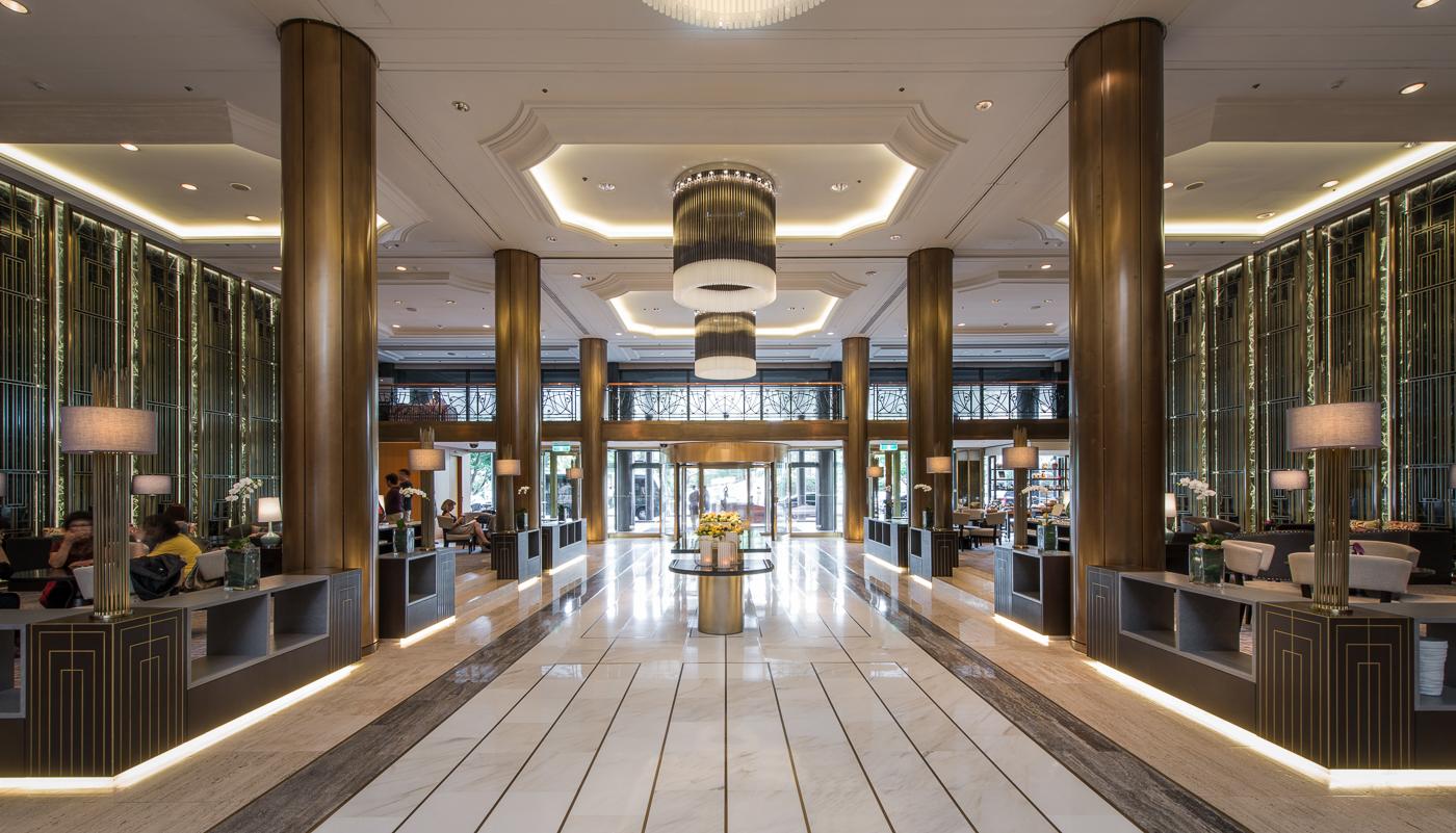Millenium Seoul Hilton, 국보디자인