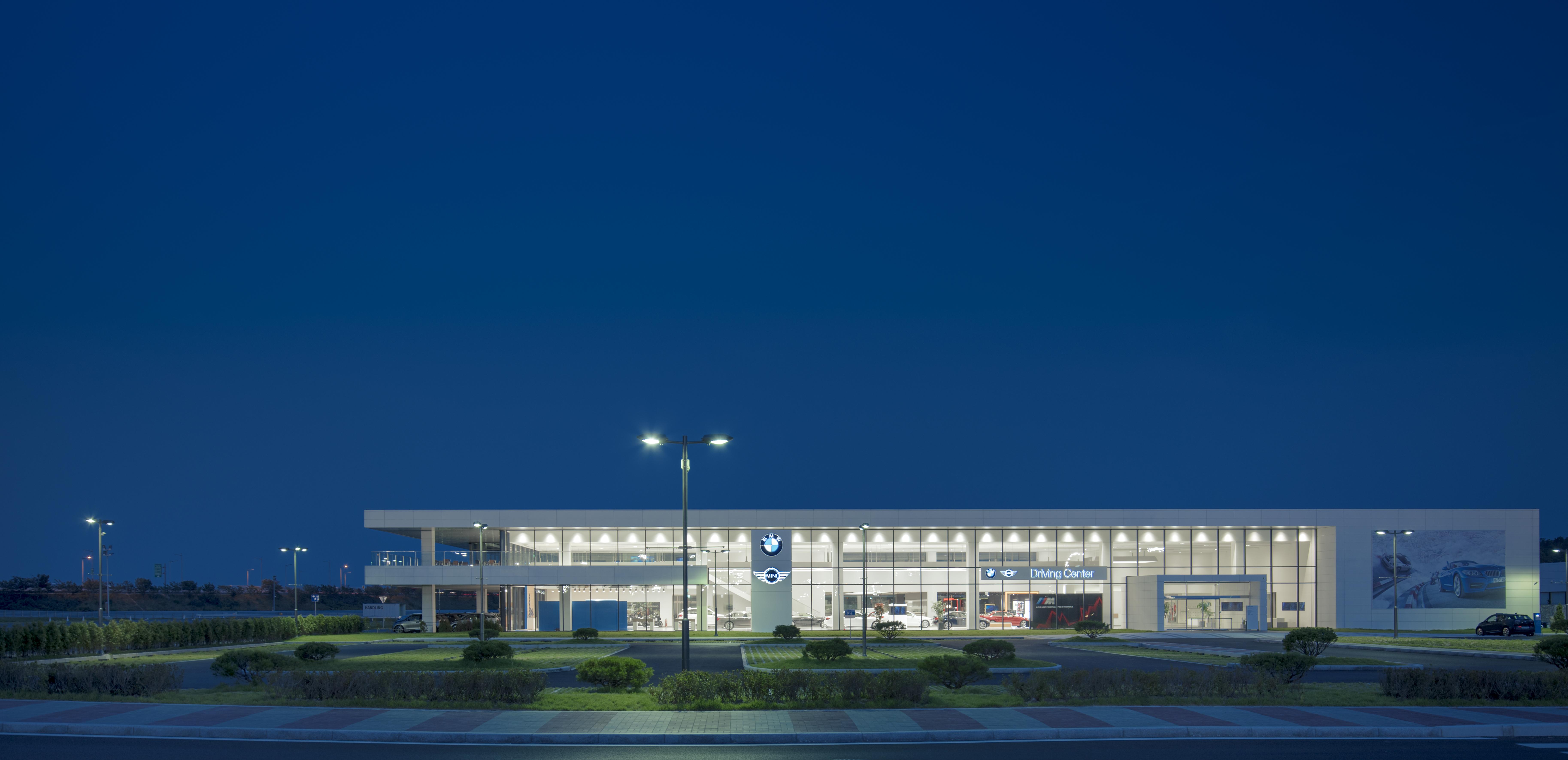 BMW Driving Center Incheon